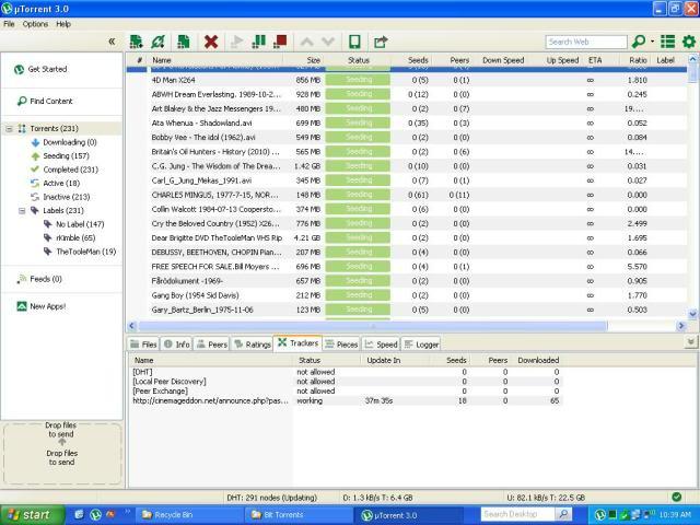 HQ µTorrent Wallpapers | File 54.95Kb
