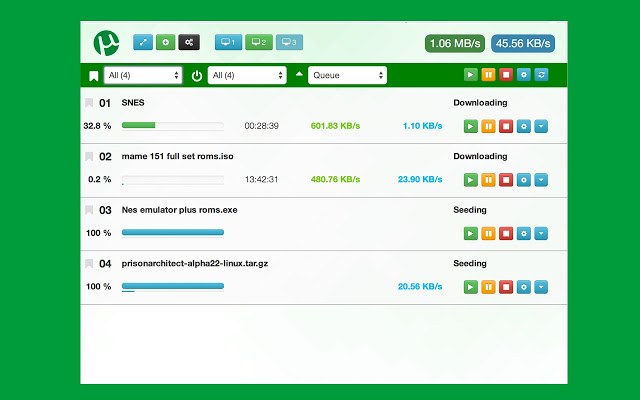 Images of µTorrent | 640x400