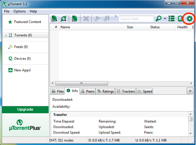µTorrent Backgrounds, Compatible - PC, Mobile, Gadgets| 680x502 px