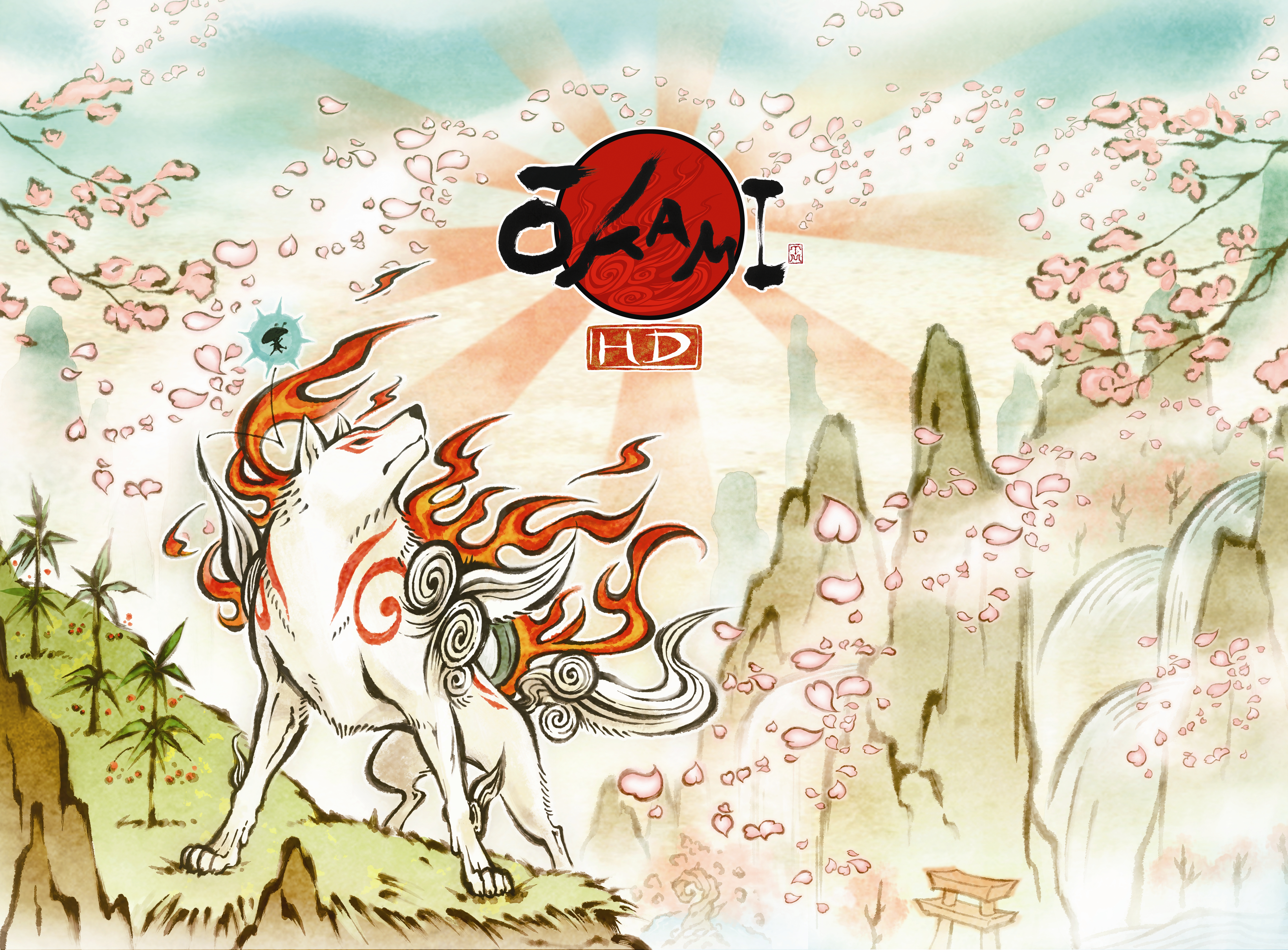Ōkami High Quality Background on Wallpapers Vista