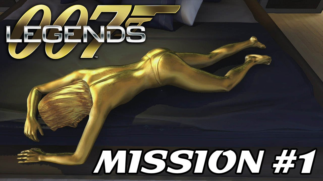 007 Legends Pics, Video Game Collection