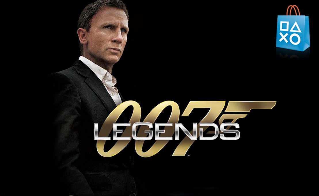 Nice Images Collection: 007 Legends Desktop Wallpapers
