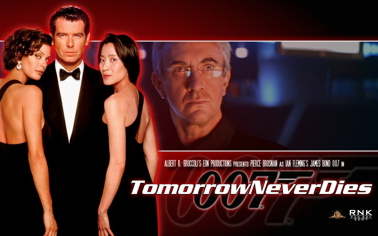 HD Quality Wallpaper | Collection: Video Game, 1440x900 007: Tomorrow Never Dies