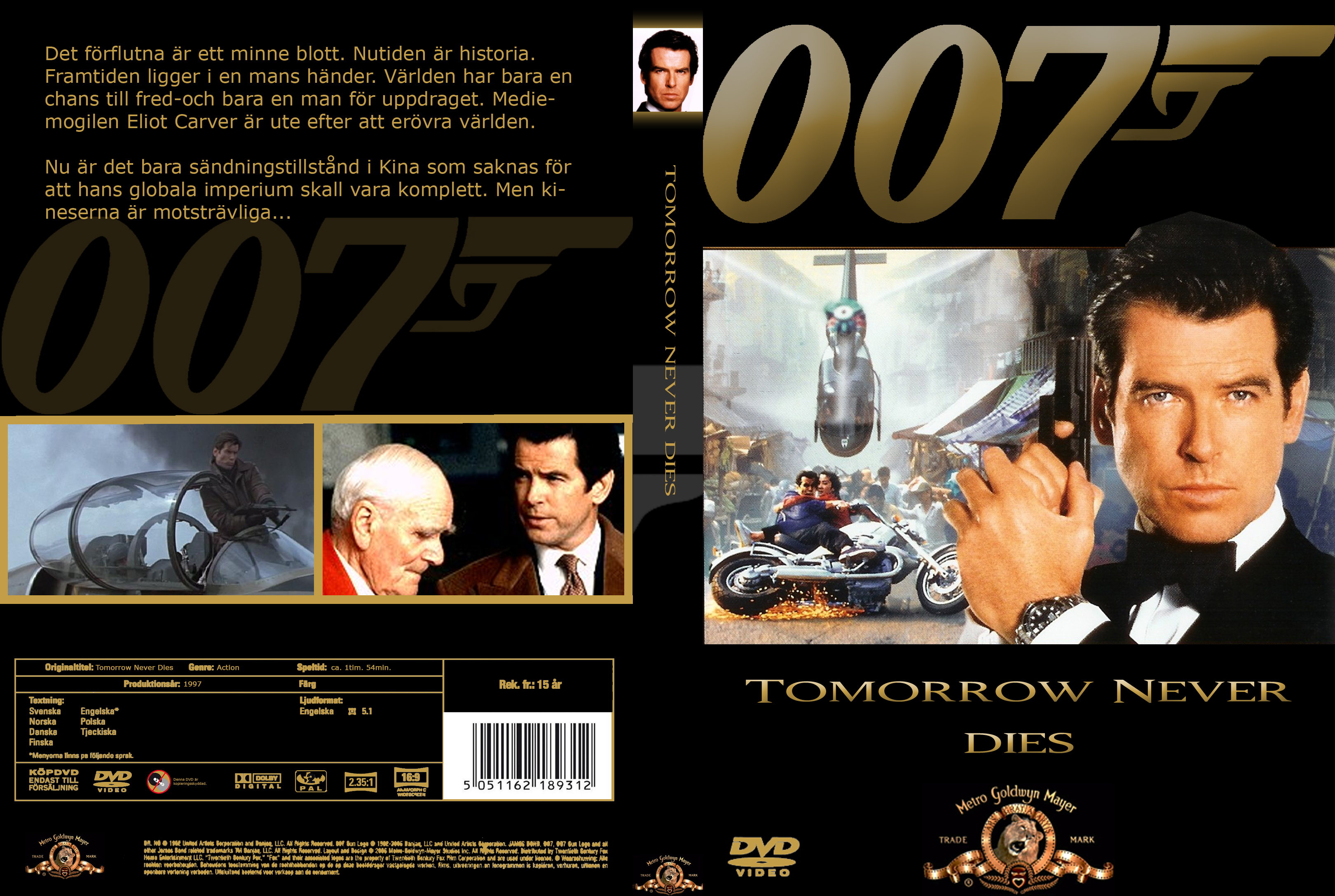 3240x2175 > 007: Tomorrow Never Dies Wallpapers