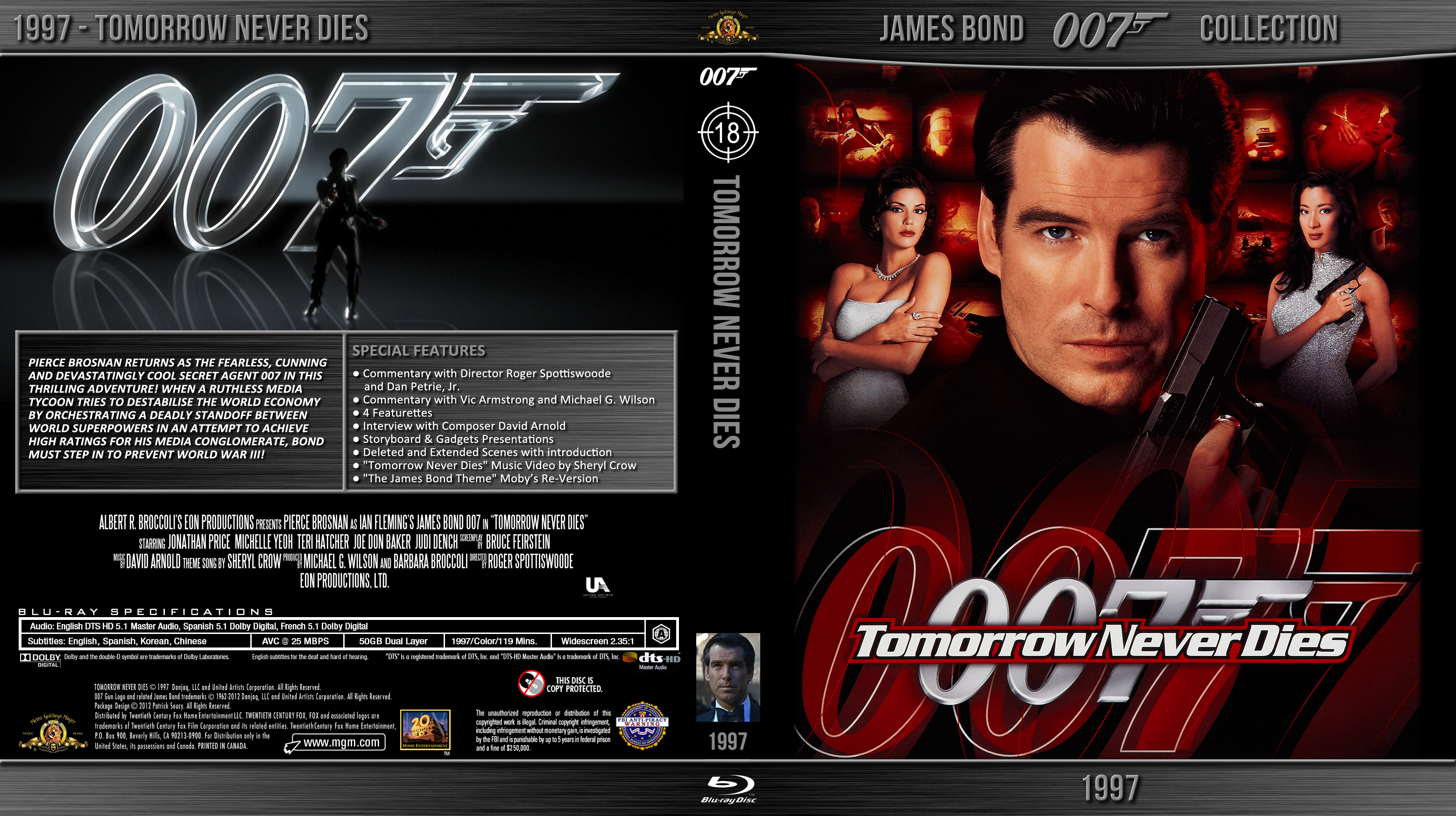 3118x1748 > 007: Tomorrow Never Dies Wallpapers
