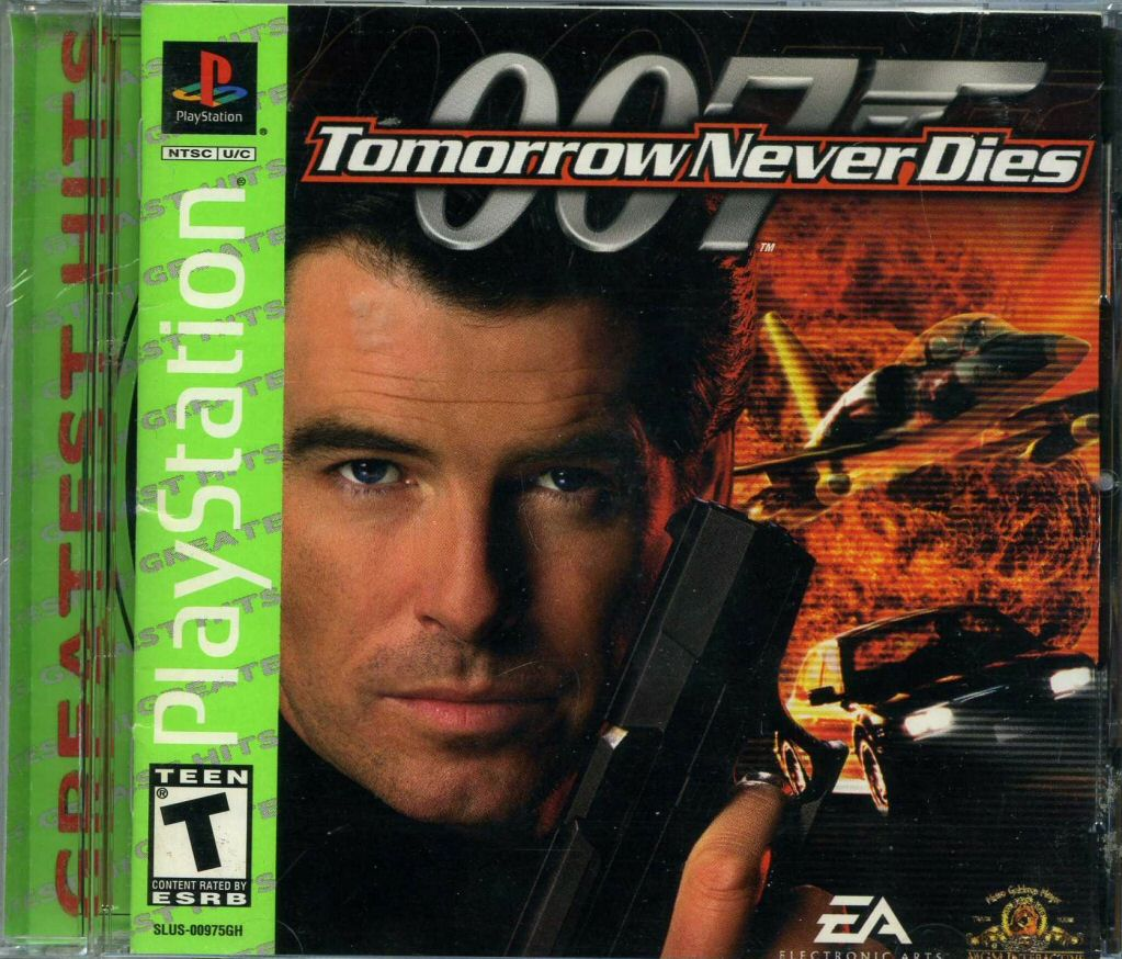 HQ 007: Tomorrow Never Dies Wallpapers | File 164.87Kb