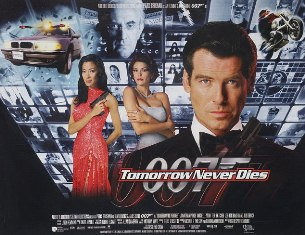 305x235 > 007: Tomorrow Never Dies Wallpapers