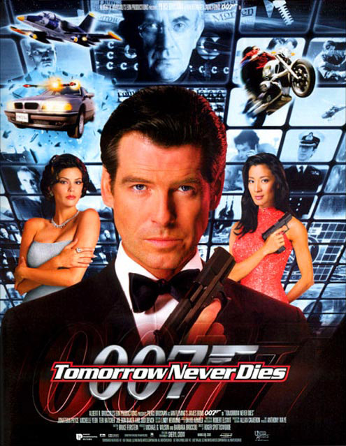 Images of 007: Tomorrow Never Dies | 495x639