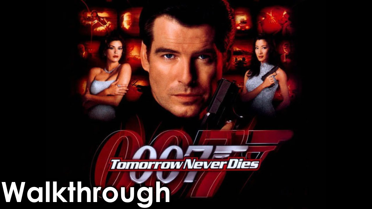 HQ 007: Tomorrow Never Dies Wallpapers | File 85.11Kb