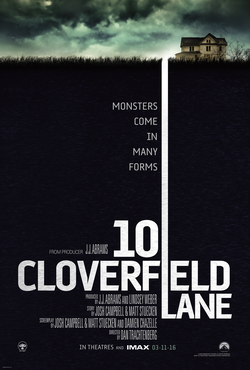 High Resolution Wallpaper | 10 Cloverfield Lane 250x370 px