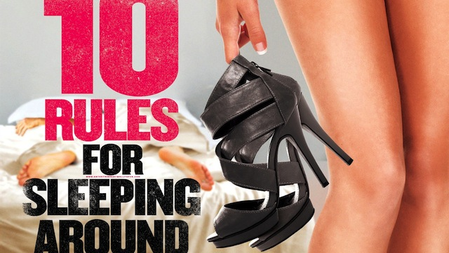 Images of 10 Rules For Sleeping Around   640x360