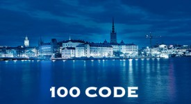 100 Code Backgrounds, Compatible - PC, Mobile, Gadgets| 275x150 px
