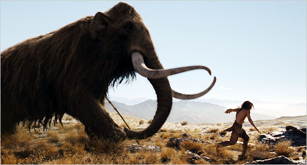 HD Quality Wallpaper | Collection: Movie, 600x324 10,000 BC
