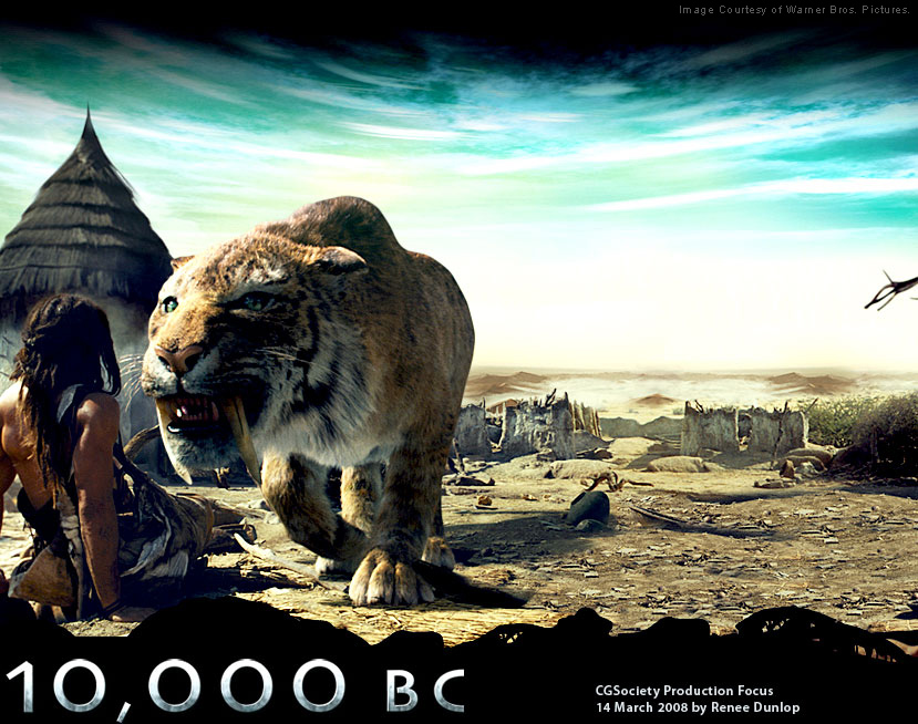 Nice Images Collection: 10,000 BC Desktop Wallpapers