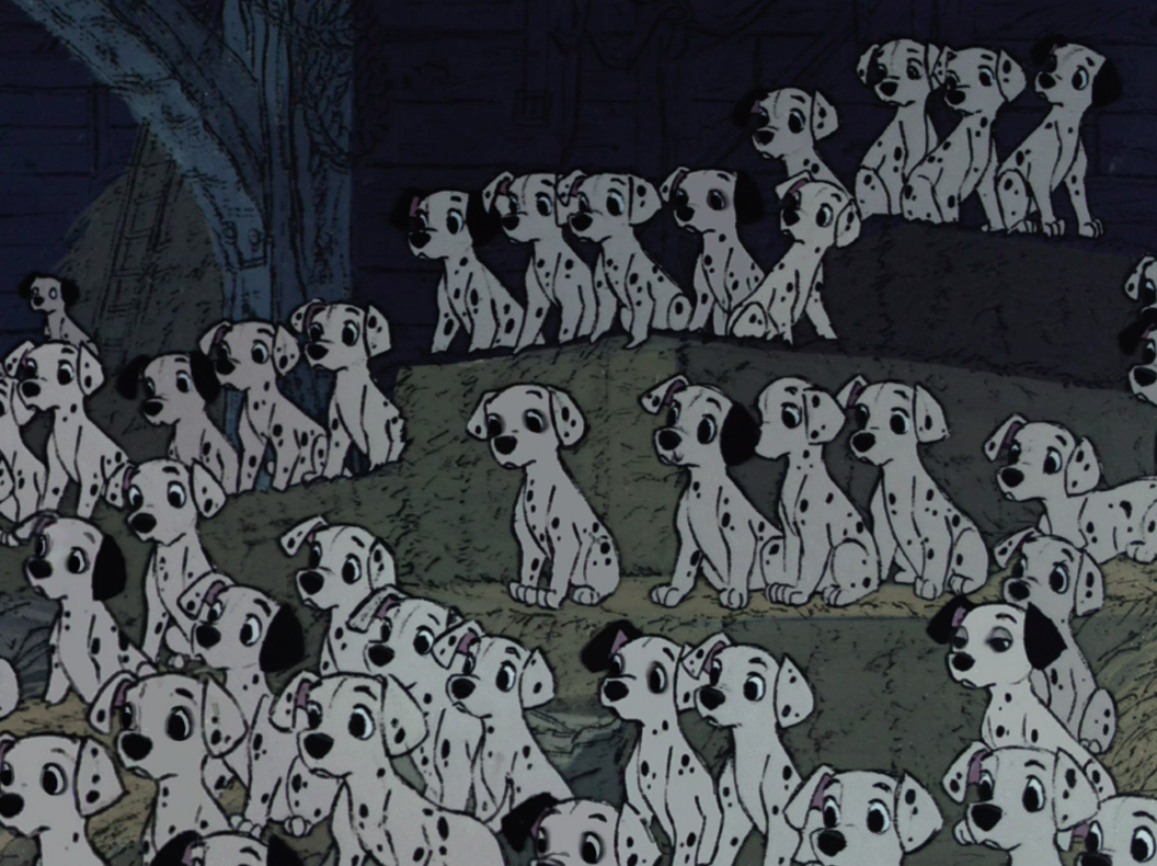 101 Dalmatians Backgrounds, Compatible - PC, Mobile, Gadgets| 1056x790 px