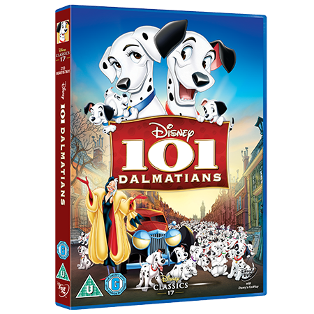 HD Quality Wallpaper | Collection: Cartoon, 450x450 101 Dalmatians