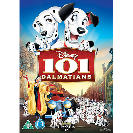 High Resolution Wallpaper | 101 Dalmatians 450x450 px