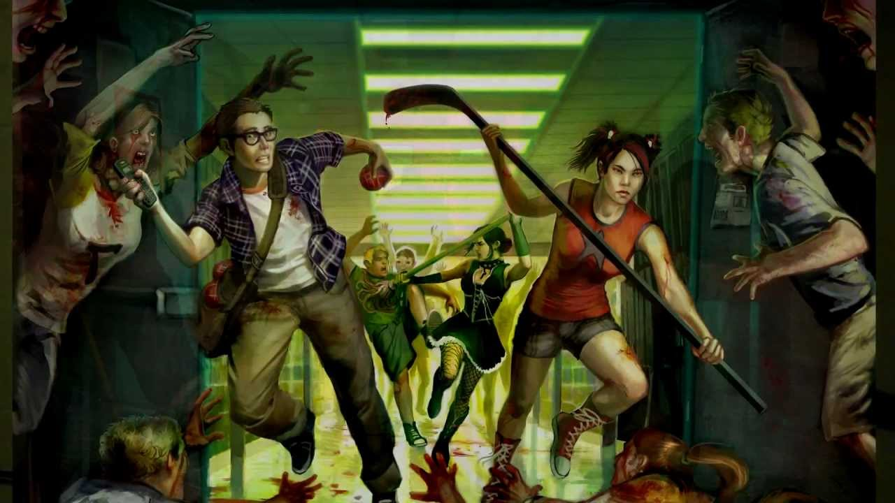101 Zombies Backgrounds, Compatible - PC, Mobile, Gadgets| 1280x720 px
