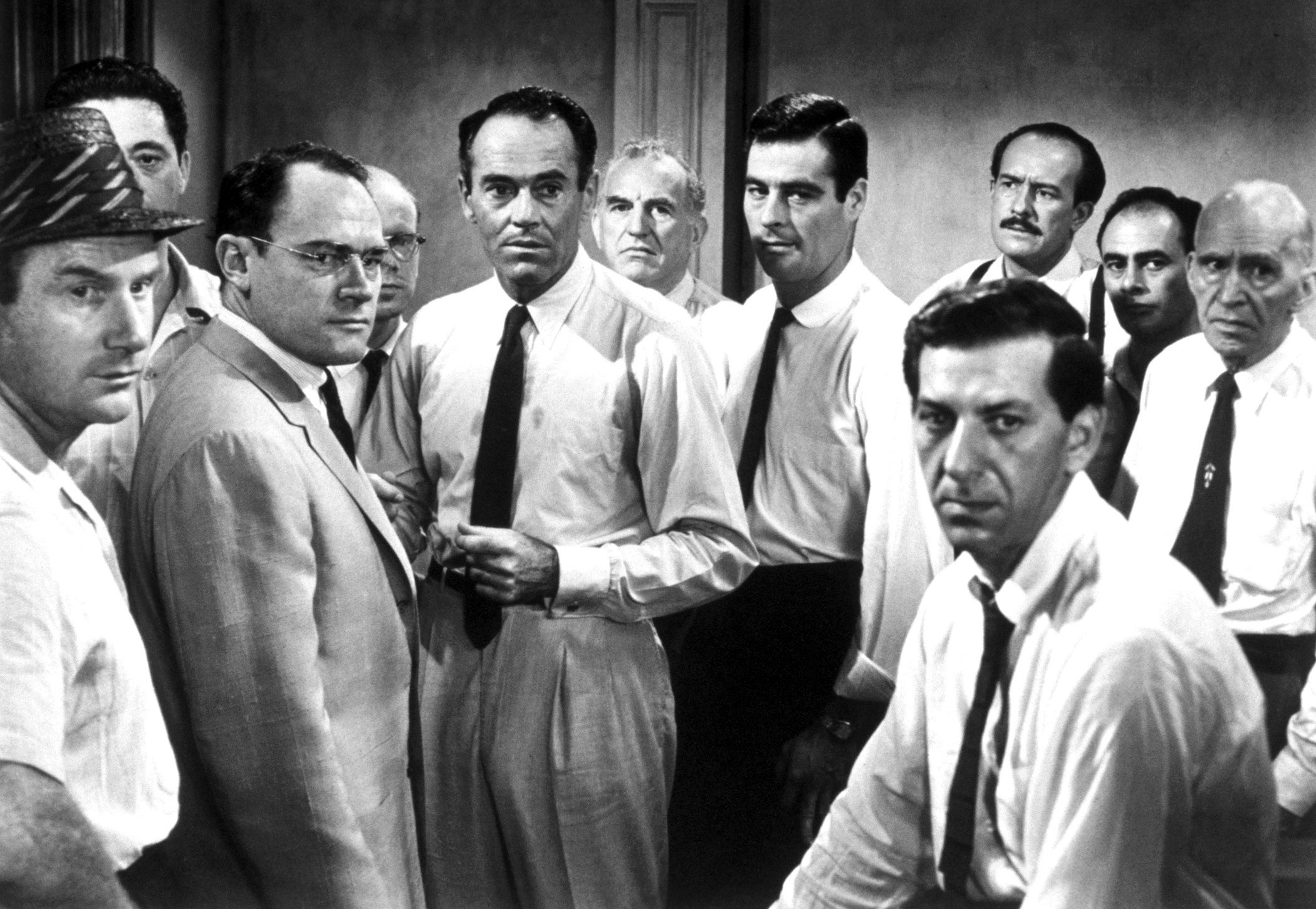 High Resolution Wallpaper | 12 Angry Men 2100x1451 px