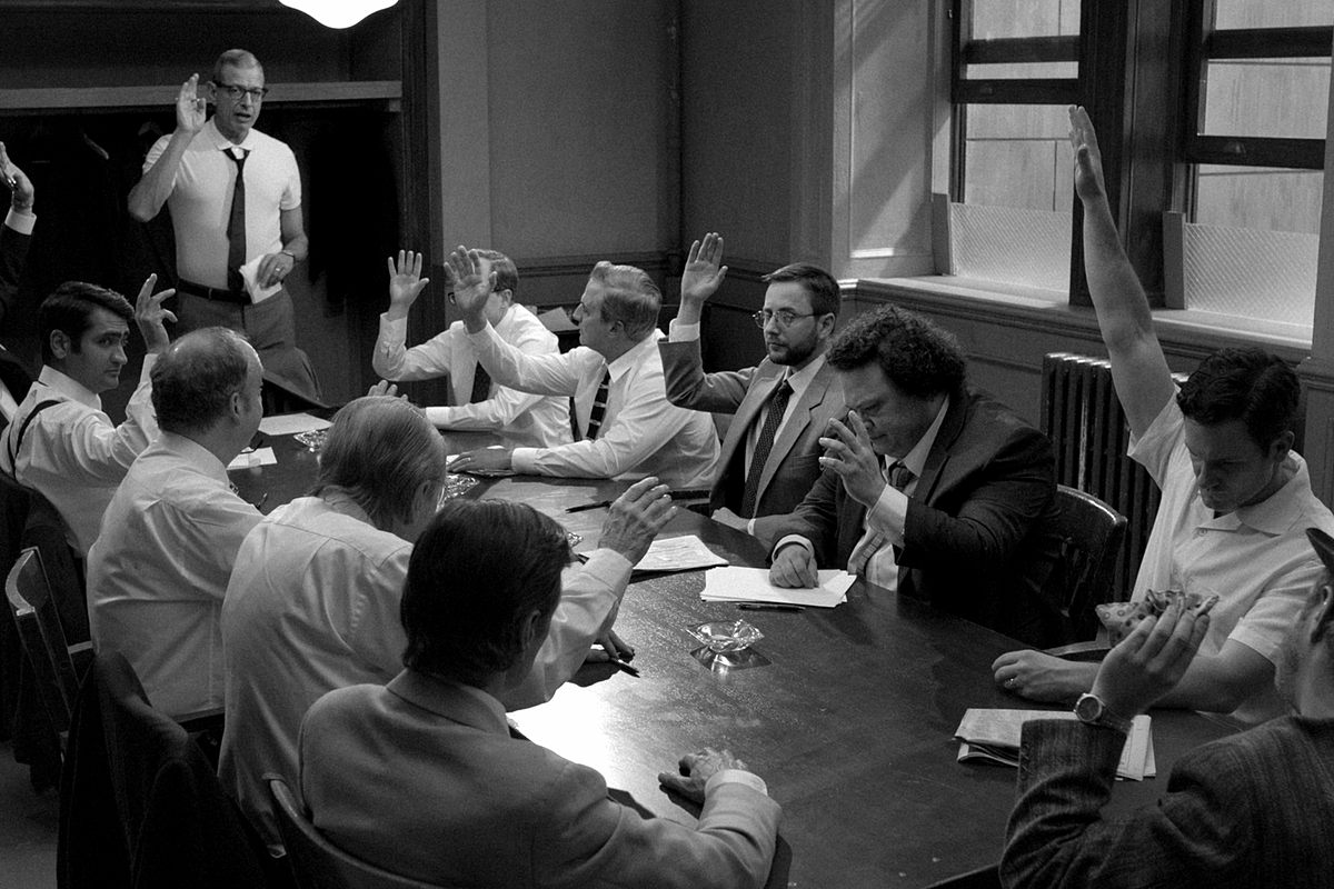 HQ 12 Angry Men Wallpapers | File 168.68Kb