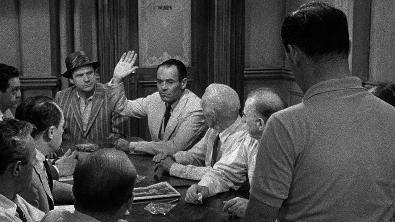 HD Quality Wallpaper | Collection: Movie, 1280x720 12 Angry Men