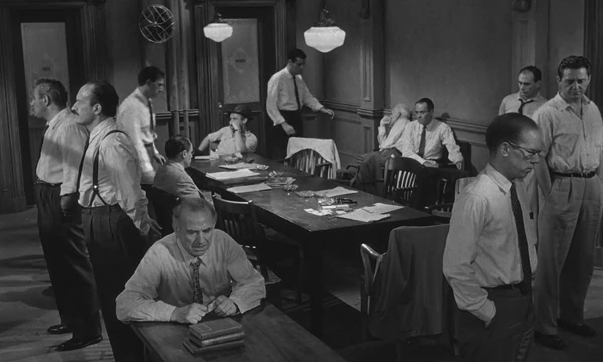 High Resolution Wallpaper | 12 Angry Men 1200x720 px