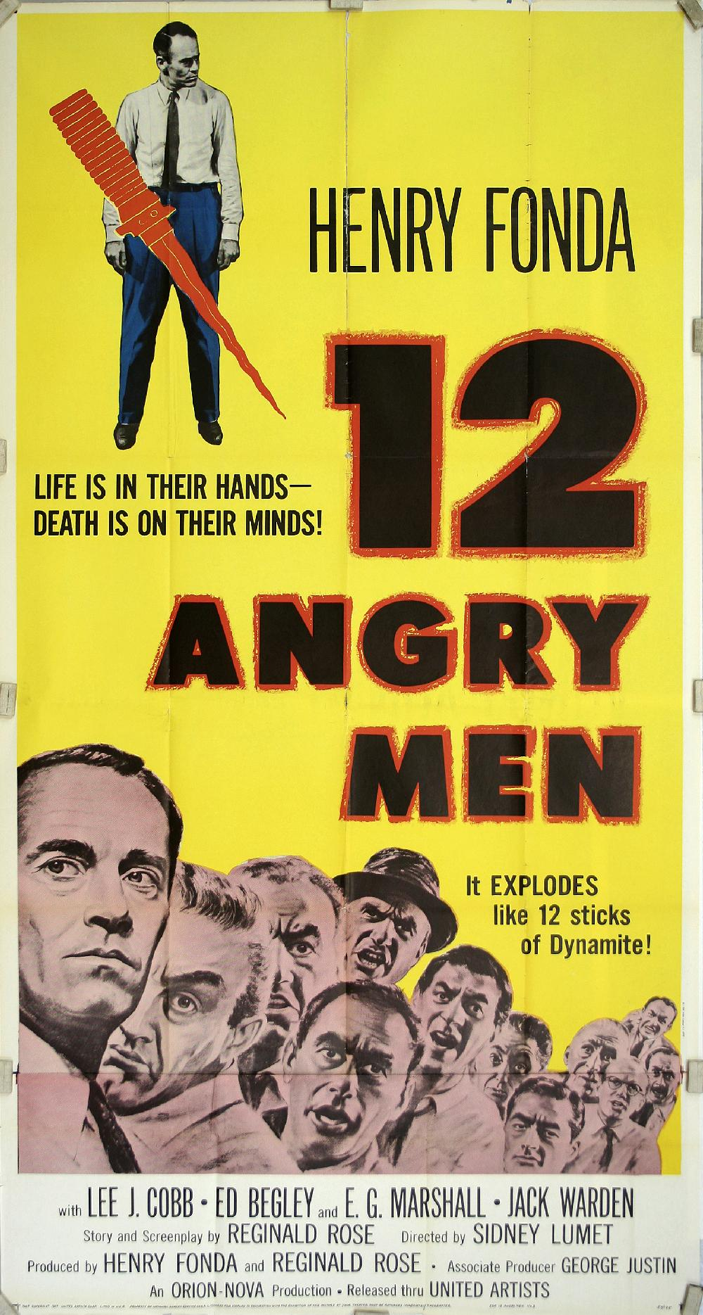 HD Quality Wallpaper | Collection: Movie, 1000x1869 12 Angry Men