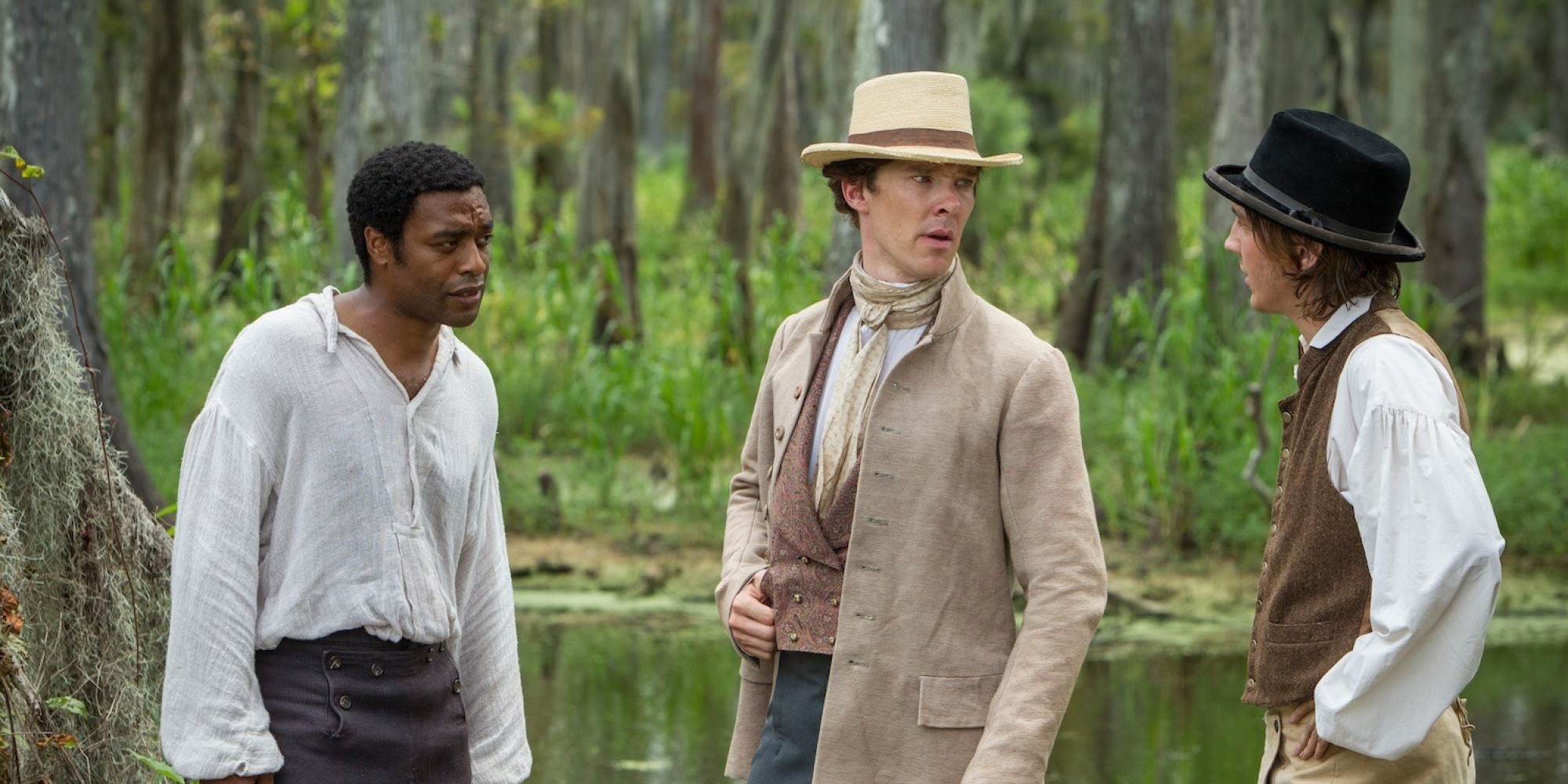 Nice Images Collection: 12 Years A Slave Desktop Wallpapers
