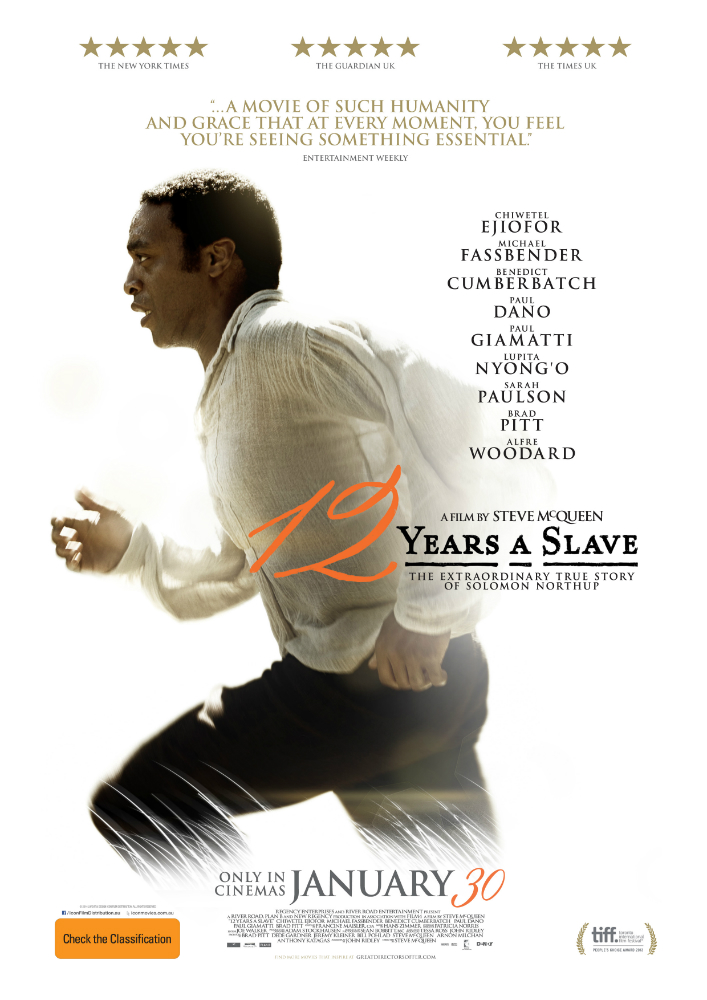High Resolution Wallpaper | 12 Years A Slave 707x1000 px