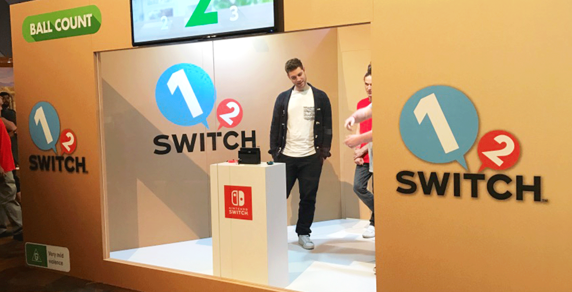 1-2-Switch Backgrounds on Wallpapers Vista