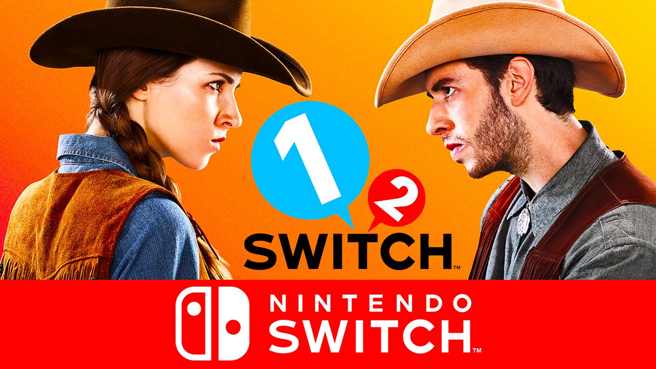 Amazing 1-2-Switch Pictures & Backgrounds