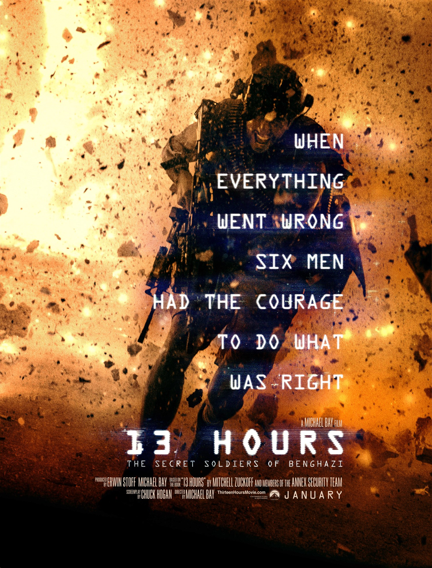13 Hours: The Secret Soldiers Of Benghazi Backgrounds, Compatible - PC, Mobile, Gadgets| 1500x1970 px