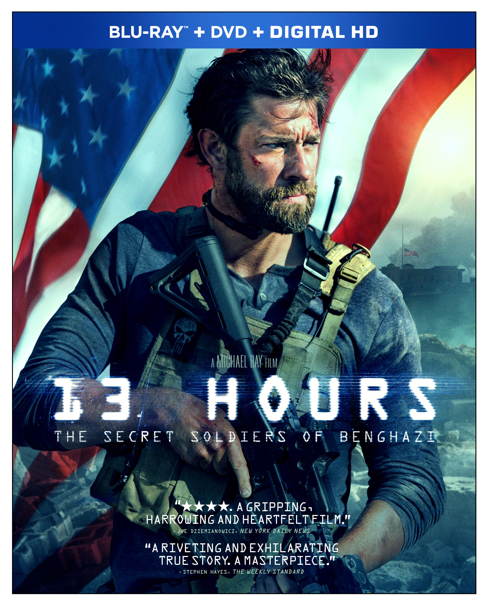 Images of 13 Hours: The Secret Soldiers Of Benghazi | 1700x2109