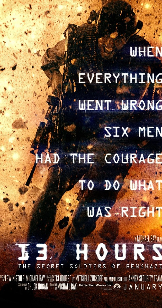 HQ 13 Hours: The Secret Soldiers Of Benghazi Wallpapers | File 270.85Kb