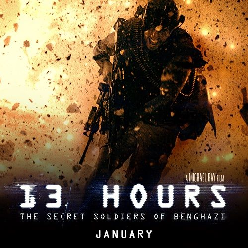 HQ 13 Hours: The Secret Soldiers Of Benghazi Wallpapers | File 59.14Kb