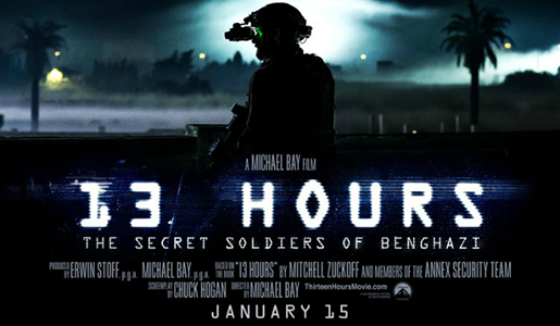 Images of 13 Hours: The Secret Soldiers Of Benghazi | 515x300