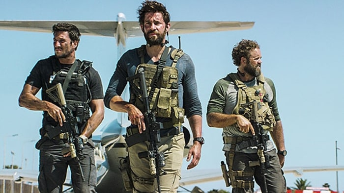 HD Quality Wallpaper | Collection: Movie, 700x394 13 Hours: The Secret Soldiers Of Benghazi