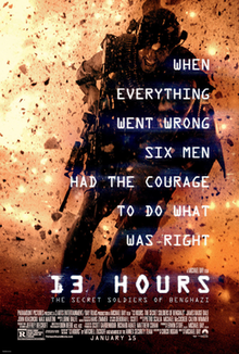 13 Hours: The Secret Soldiers Of Benghazi High Quality Background on Wallpapers Vista