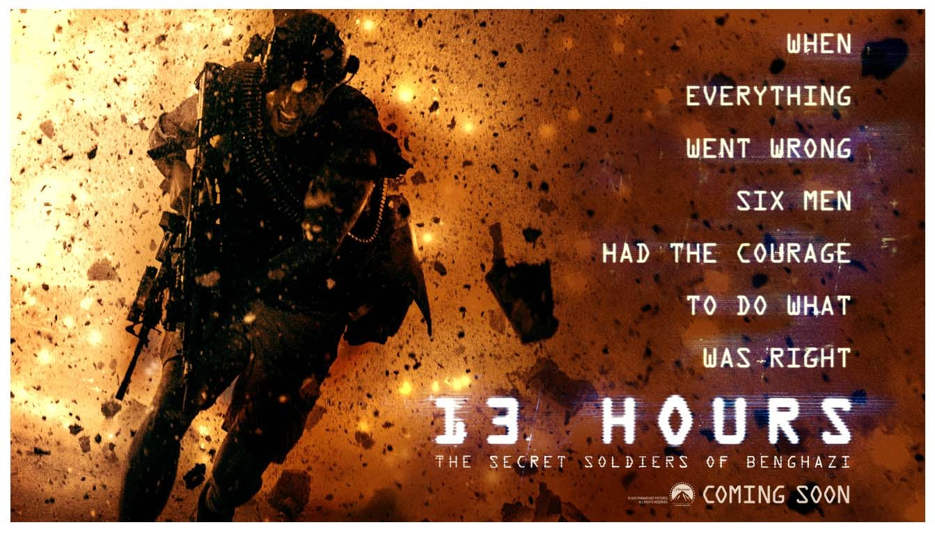 13 Hours: The Secret Soldiers Of Benghazi Backgrounds on Wallpapers Vista