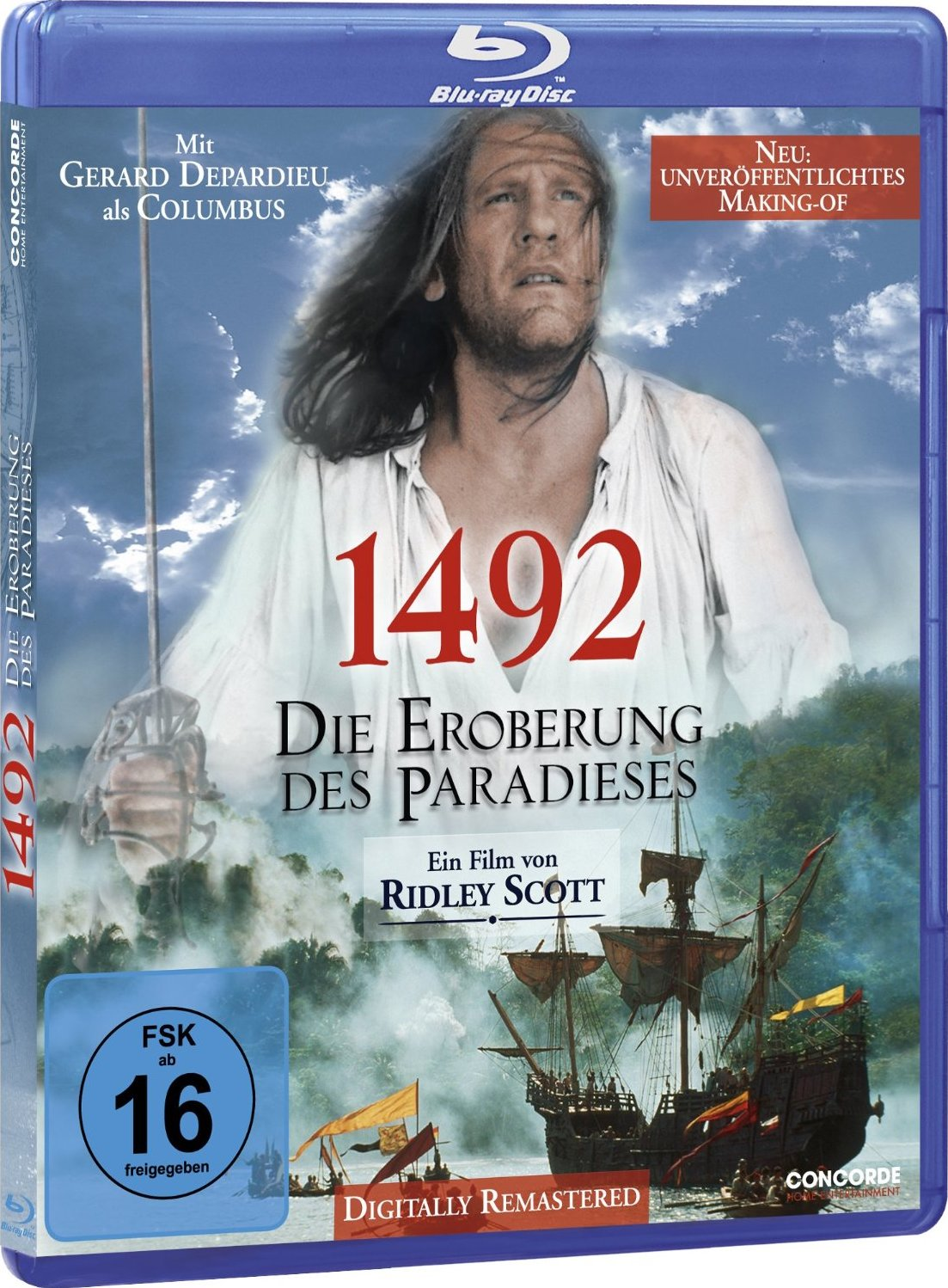 HQ 1492: Conquest Of Paradise Wallpapers   File 289.2Kb