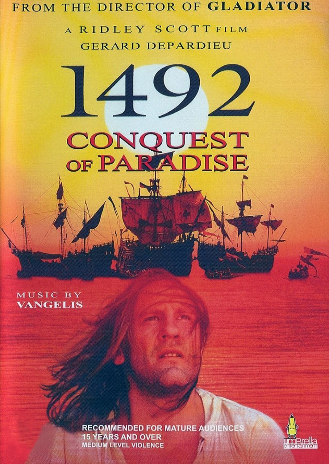 HD Quality Wallpaper   Collection: Movie, 1066x1500 1492: Conquest Of Paradise