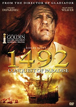 Nice wallpapers 1492: Conquest Of Paradise 316x445px