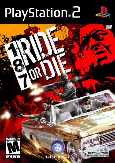 HD Quality Wallpaper | Collection: Video Game, 400x566 187 Ride Or Die