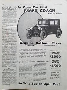 HQ 1924 Hudson Super Six Coach Wallpapers | File 19.58Kb