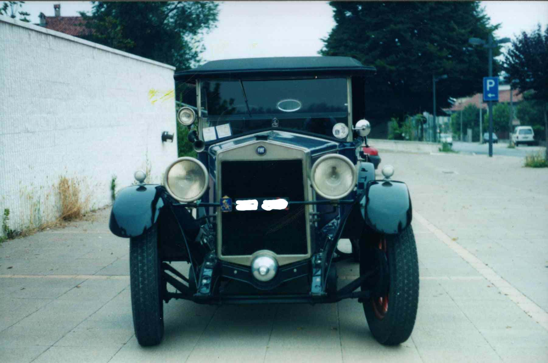 Images of 1925 Fiat 509a | 1801x1193