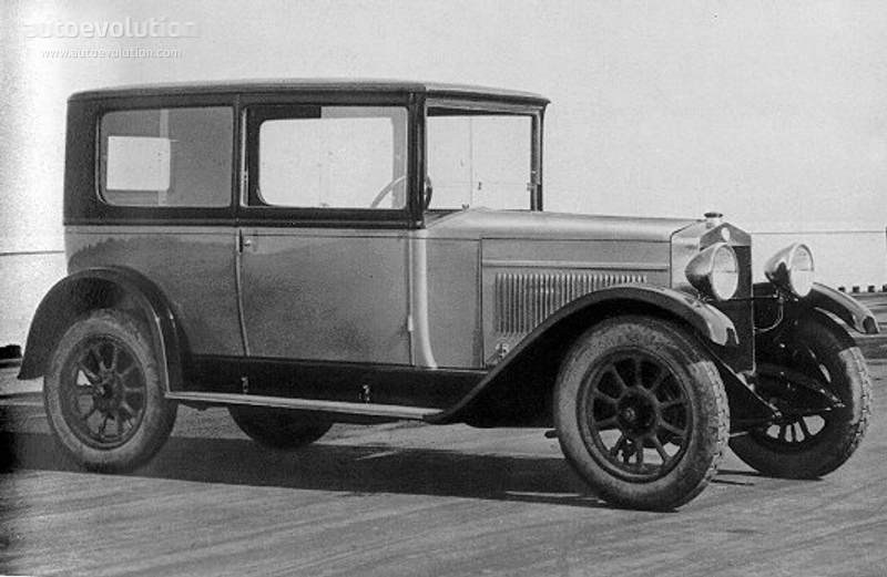 Images of 1925 Fiat 509a | 800x521