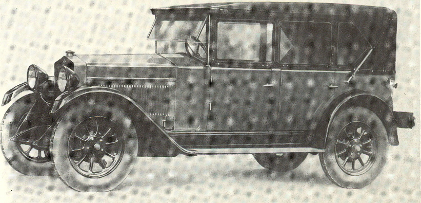 1925 Fiat 509a #26
