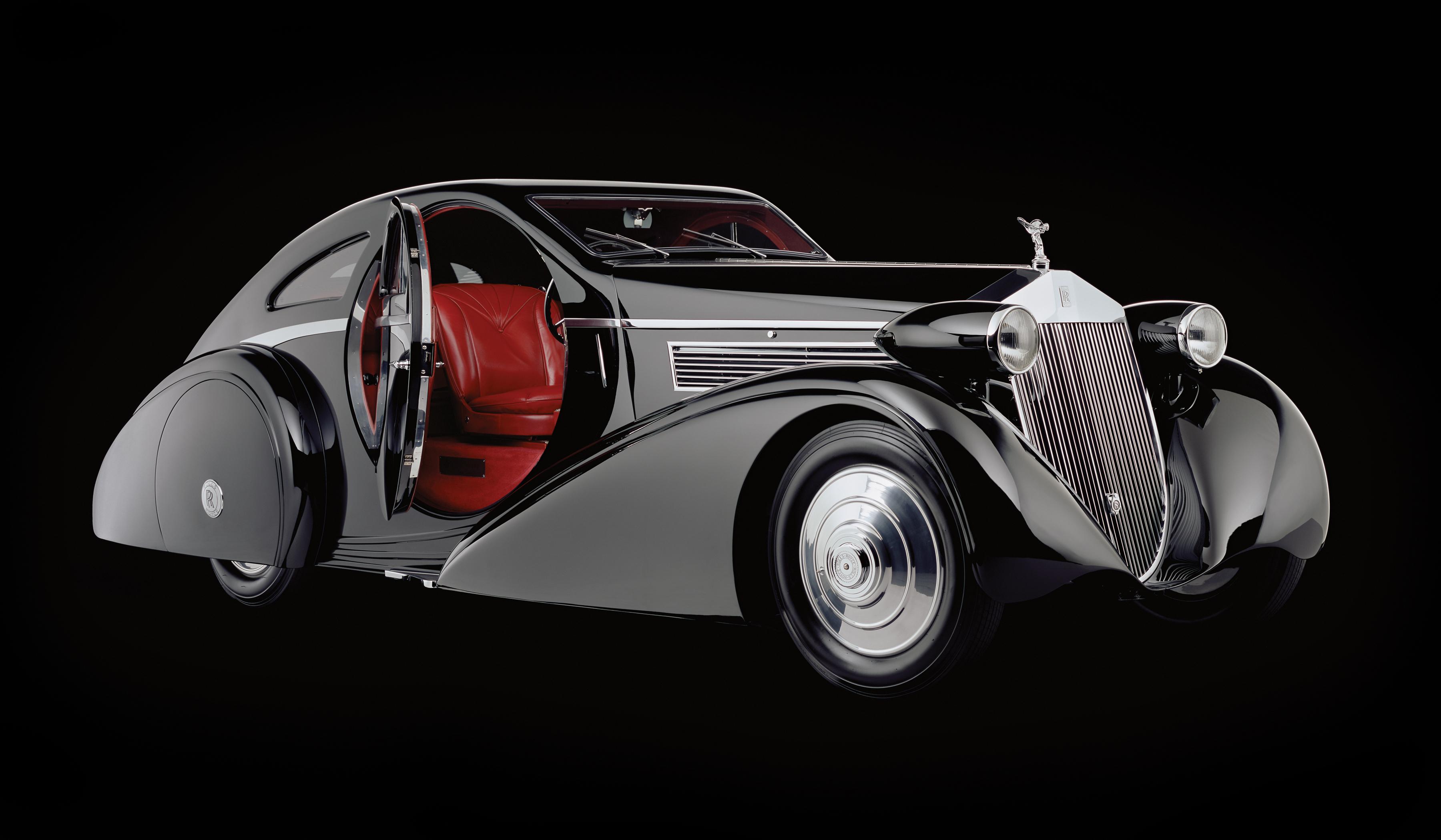 1925 Rolls-royce Phantom Backgrounds, Compatible - PC, Mobile, Gadgets| 3600x2100 px