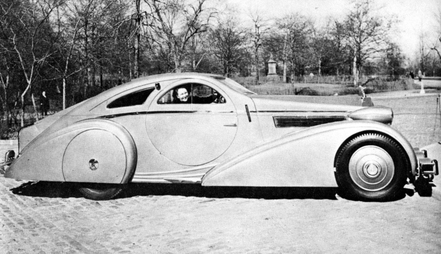 Amazing 1925 Rolls-royce Phantom Pictures & Backgrounds