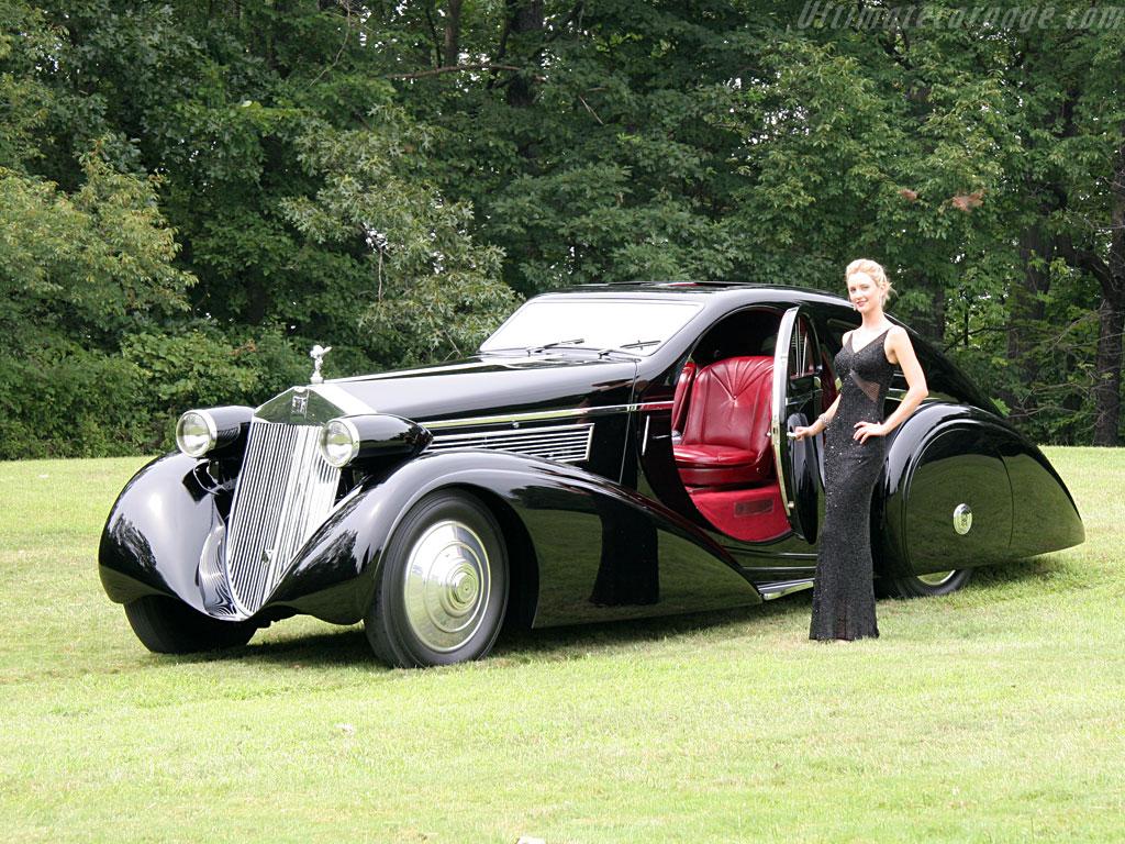 1925 Rolls-royce Phantom Backgrounds on Wallpapers Vista
